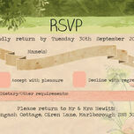 Wild Garden RSVP additional 1