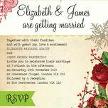 Winter Wonderland Wedding Invitation additional 2