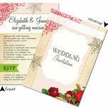 Winter Wonderland Wedding Invitation additional 3