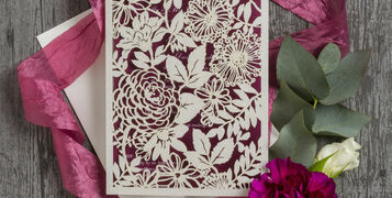 Ivory-Plum-Berry-Dark-Red-Wine-Maroon-Burgundy-Floral-Flowers-Laser-Cut-Wedding-Invitations-Invites-Hip-Hip-Hooray