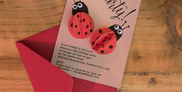DIY-handmade-printable-3D-craft-ladybird-ladybug-party-invitations-invites
