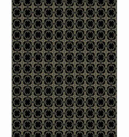 Art Deco Pattern Sheet/Envelope Liner