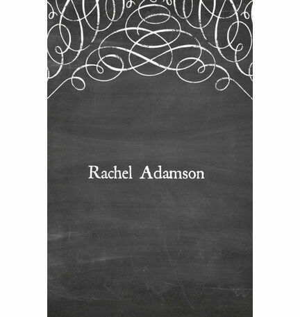 Chalkboard Place Cards - Set of 9