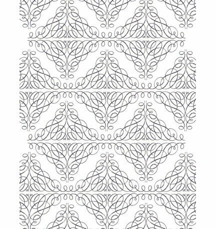 Chalkboard Pattern Sheet/Envelope Liner