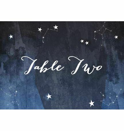 Midnight Stars Table Name
