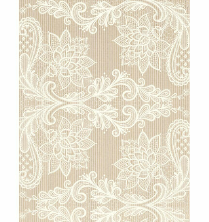 Rustic Lace Pattern Sheet/Envelope Liner