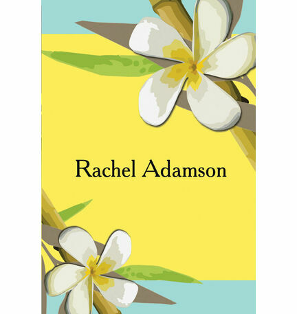 Tropical Beach Place Cards - Set of 9