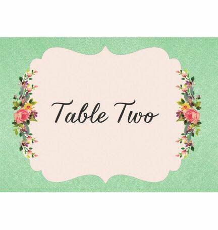 Vintage Trinkets Table Name