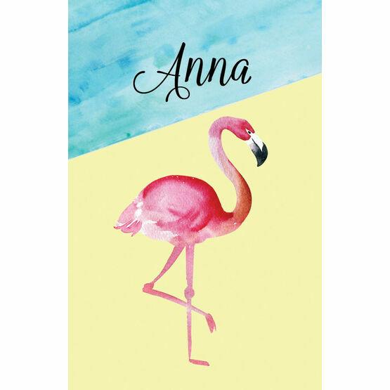Flamingo Fiesta Wedding Place Cards