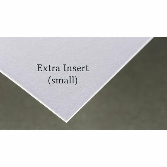 Extra Insert (Small)