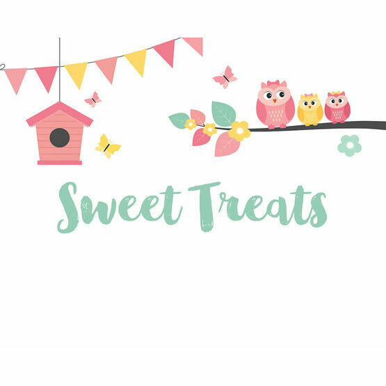 Cute Owl Party Sign