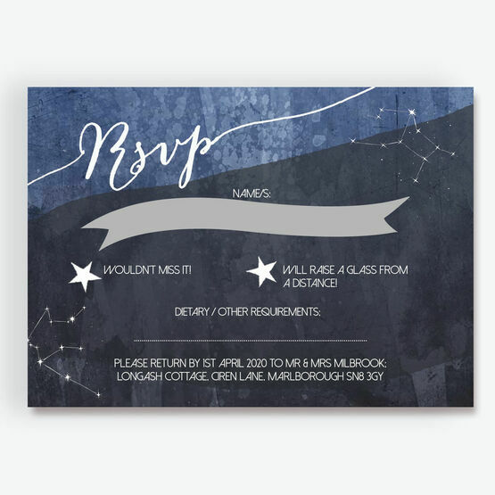 Midnight Stars RSVP