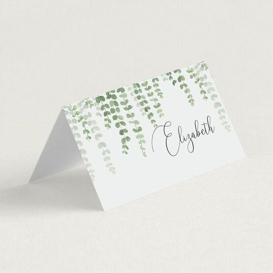 Eucalyptus Place Cards