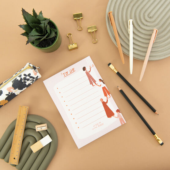 Women Supporting Women Daily List Pad
