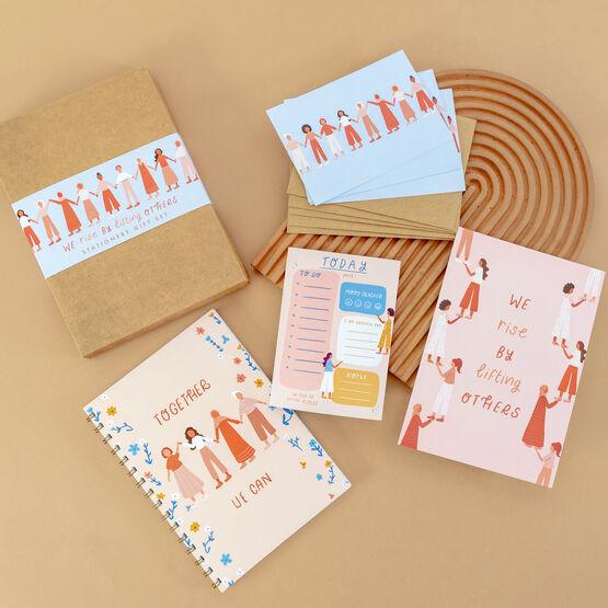 Women's Empowerment Stationery Gift Set