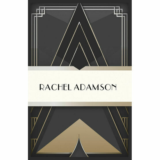 Art Deco Place Cards - Set of 9