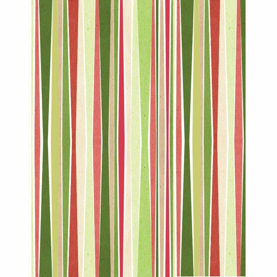 Rustic Winter Pattern Sheet/Envelope Liner
