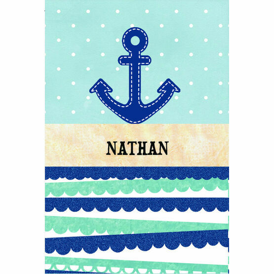 Nautical Name Cards - Set of 9