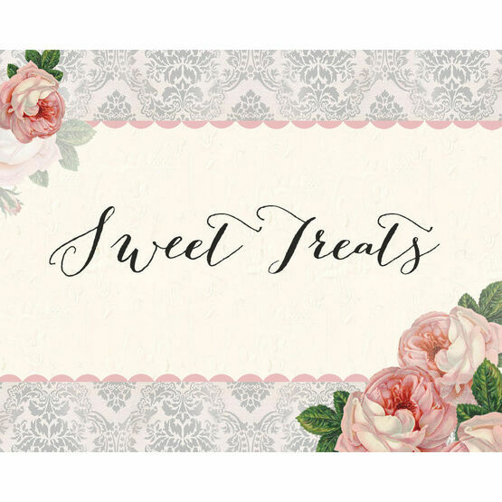 Sweet Vintage Sign/Poster